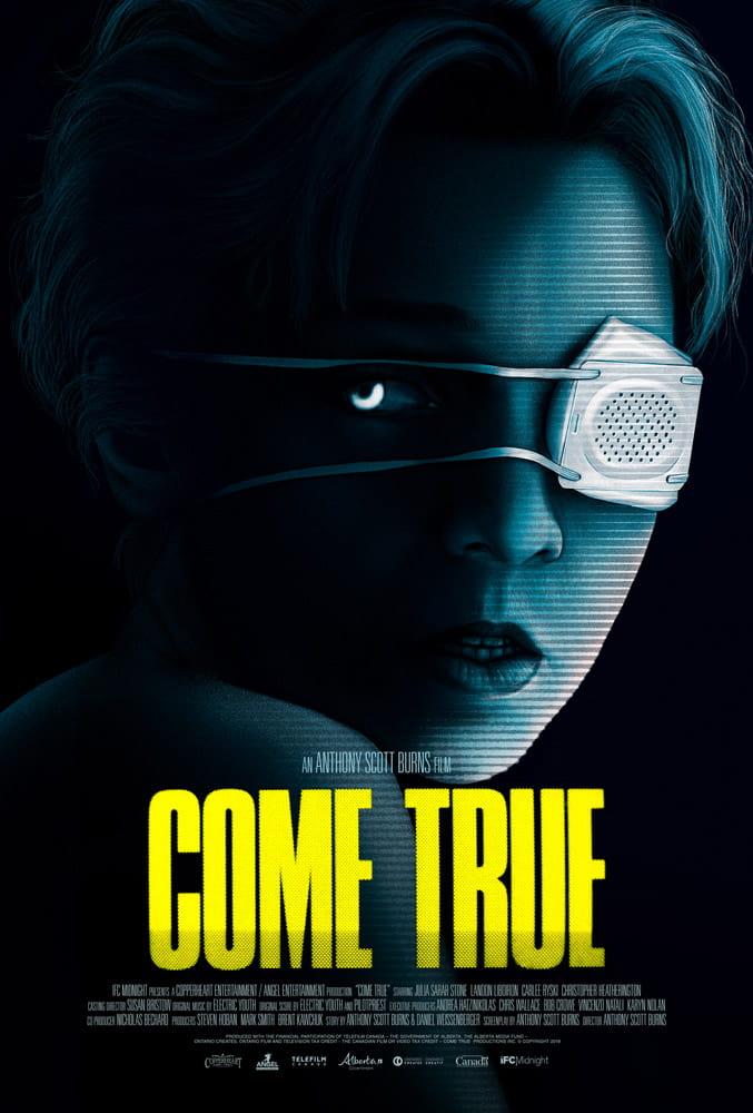 "Trailer Από Το Θρίλερ Τρόμου ""Come True"""