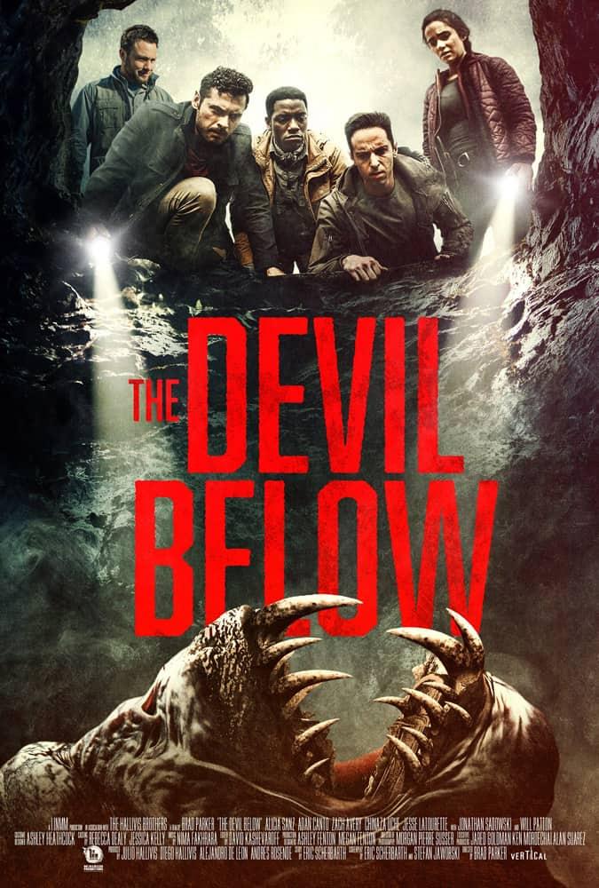"""Trailer Από Το Θρίλερ Τρόμου """"The Devil Below"""""""