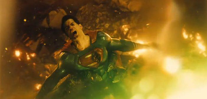"Trailer Από Το ""Zack Snyder's Justice League"""