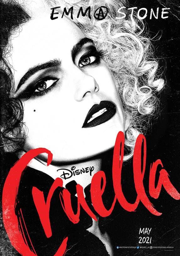 """Πρώτο Trailer Από Το """"Cruella"""""""