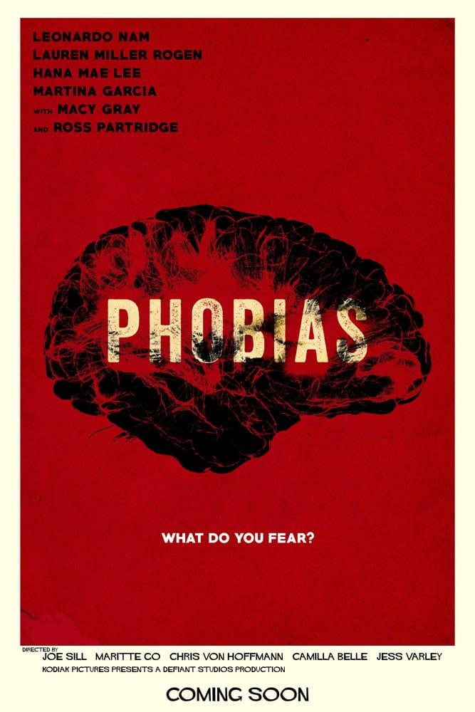 "Trailer Από Το Θρίλερ Τρόμου ""Phobias"""