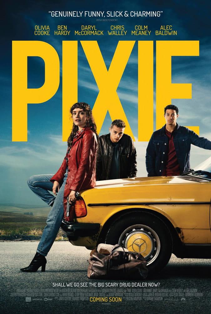 "Trailer Από Την Κωμωδία Δράσης ""Pixie"""