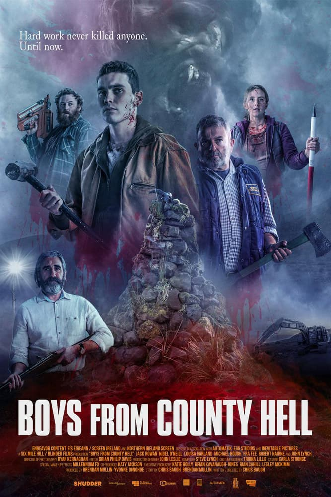 """Trailer Από Την Κωμωδία Τρόμου """"Boys from County Hell"""""""