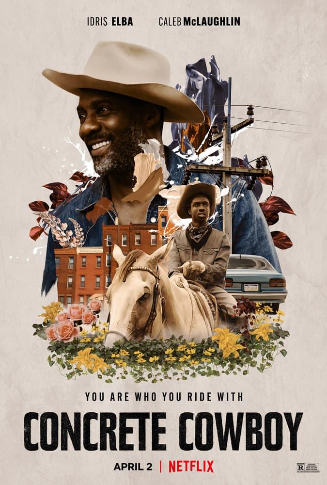 """Πρώτο Trailer Από Το """"Concrete Cowboy"""""""