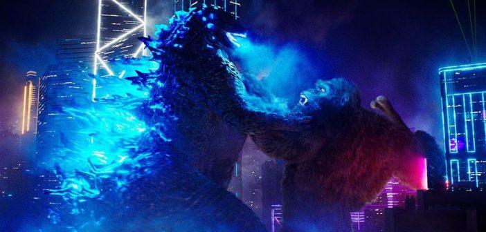 """Νέο Trailer Από Το """"Godzilla vs Kong"""""""