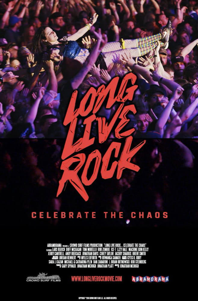 "Trailer Από Το ""Long Live Rock: Celebrate the Chaos"""
