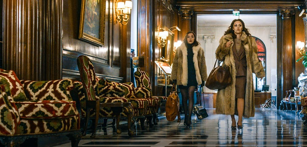 "Trailer Από Το ""Madame Claude"" Του Netflix"