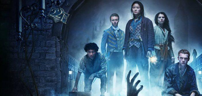 """Νέο Trailer Από Το """"The Irregulars"""" Του Netflix"""
