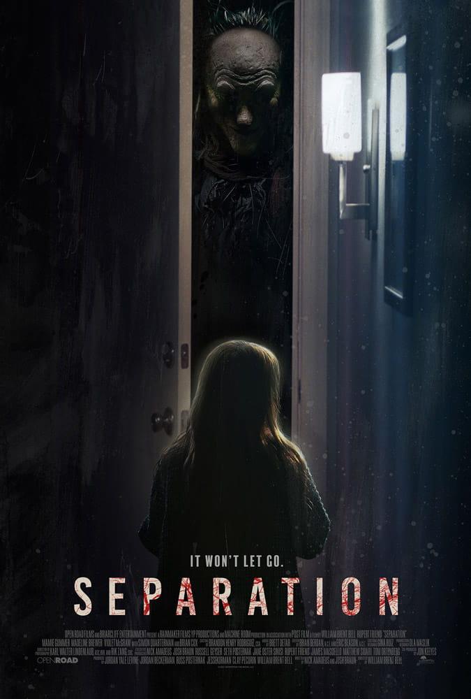 """Trailer Από Το Θρίλερ Τρόμου """"Separation"""""""