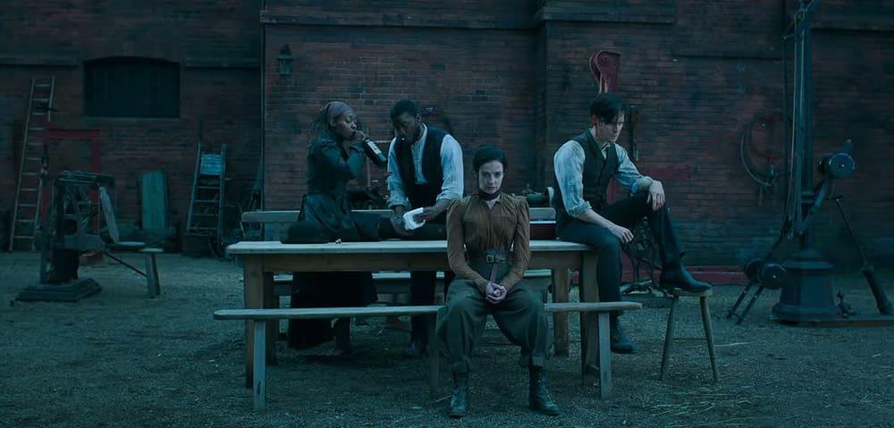 """Νέο Trailer Από Το """"The Nevers"""" Του HBO"""