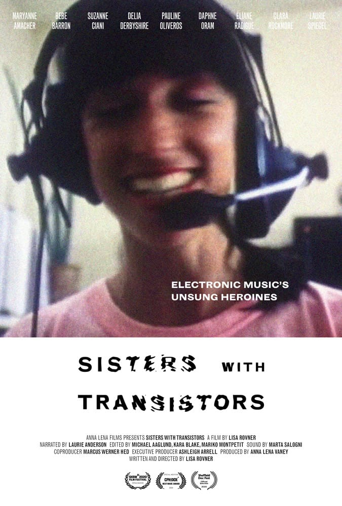 "Trailer Από Το ""Sisters With Transistors"""