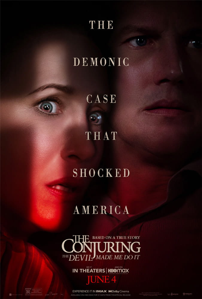 "Trailer Από Το ""The Conjuring: The Devil Made Me Do It"""