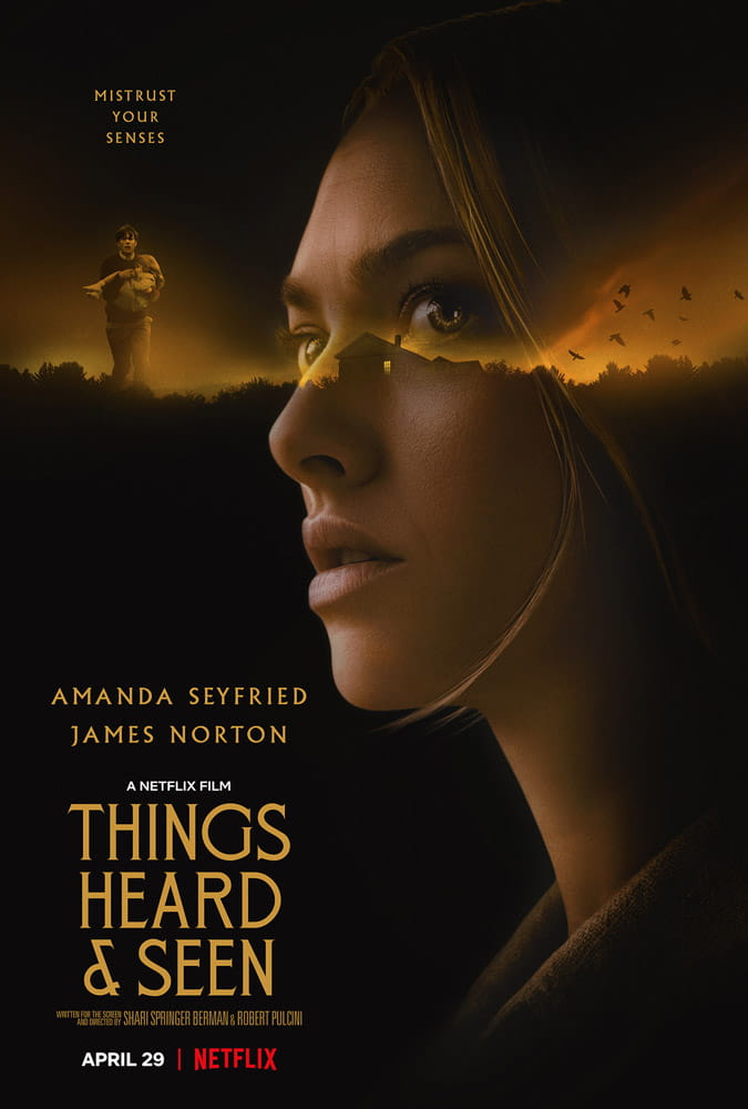 "Trailer Από Το Θρίλερ Τρόμου ""Things Heard & Seen"""