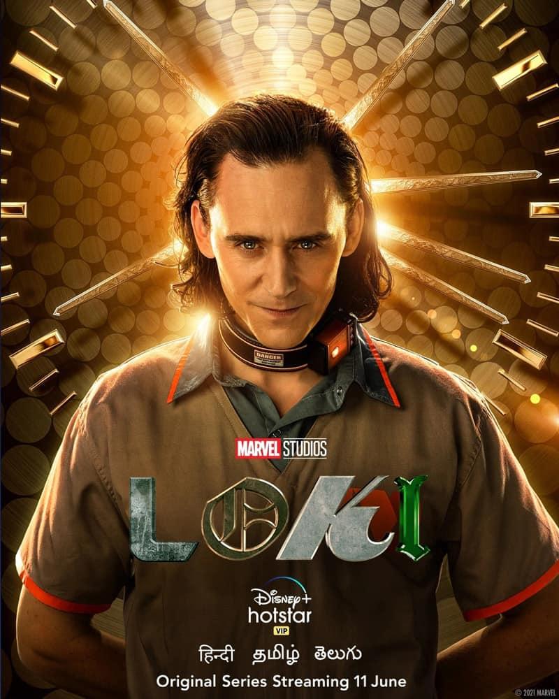 """Trailer Από Το """"Loki"""" Του Disney Plus"""