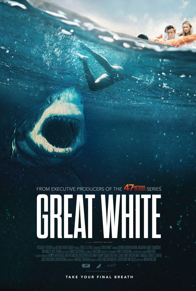 """Trailer Από Το Θρίλερ Τρόμου """"Great White"""""""