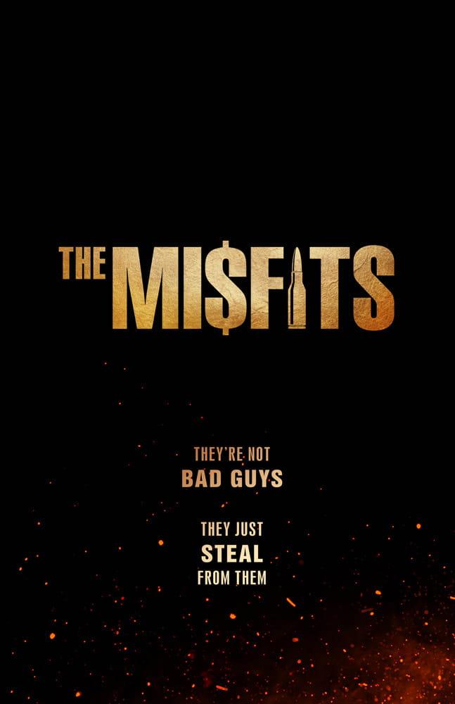 "Trailer Από Το Θρίλερ Δράσης ""The Misfits"""