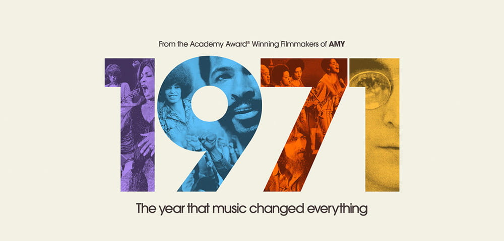 """Trailer Από Το """"1971: The Year That Music Changed Everything"""""""