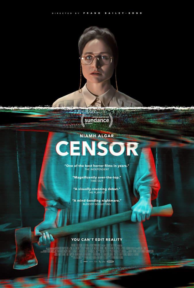 "Trailer Από Το Θρίλερ Τρόμου ""Censor"""