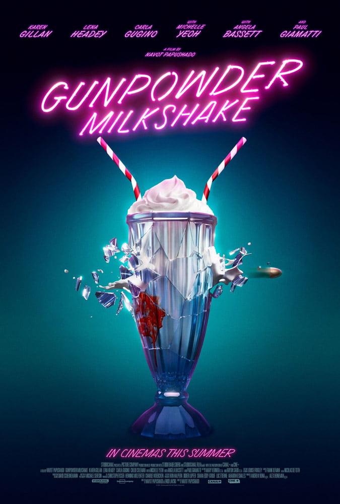 """Πρώτο Trailer Από Το """"Gunpowder Milkshake"""""""