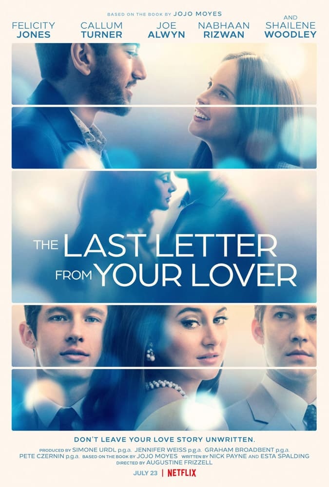 """Trailer Από Το """"Last Letter From Your Lover"""""""