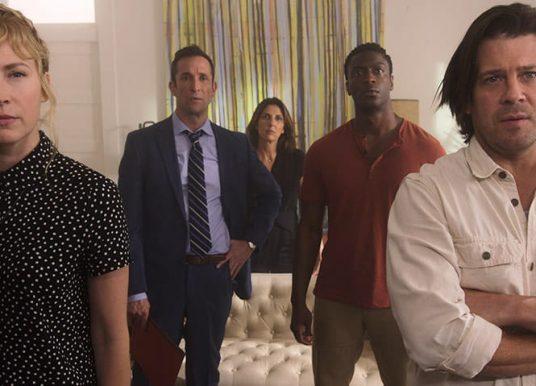 """Trailer Από Το """"Leverage: Redemption"""""""