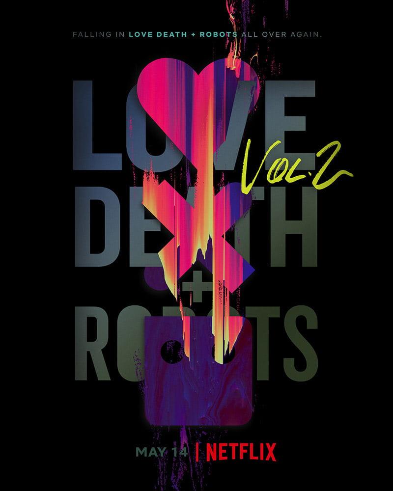 """Νέο Ακατάλληλο Trailer Από Το """"Love Death & Robots 2"""""""