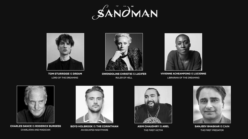 """Πρώτη Ματιά Στο """"The Sandman"""" Του Netflix"""