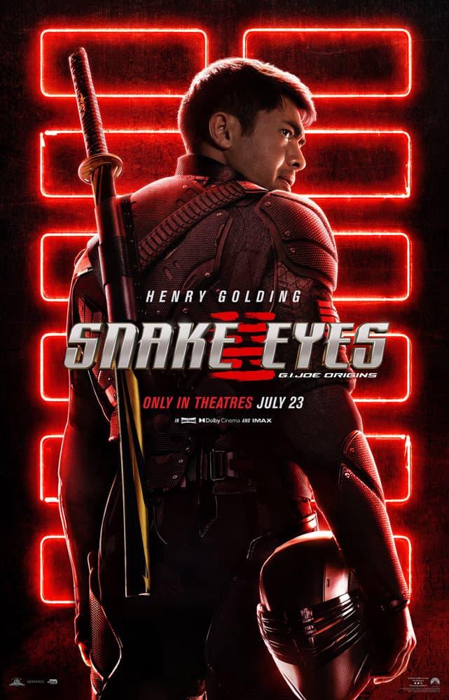 """Πρώτο Trailer Από Το """"Snake Eyes"""""""