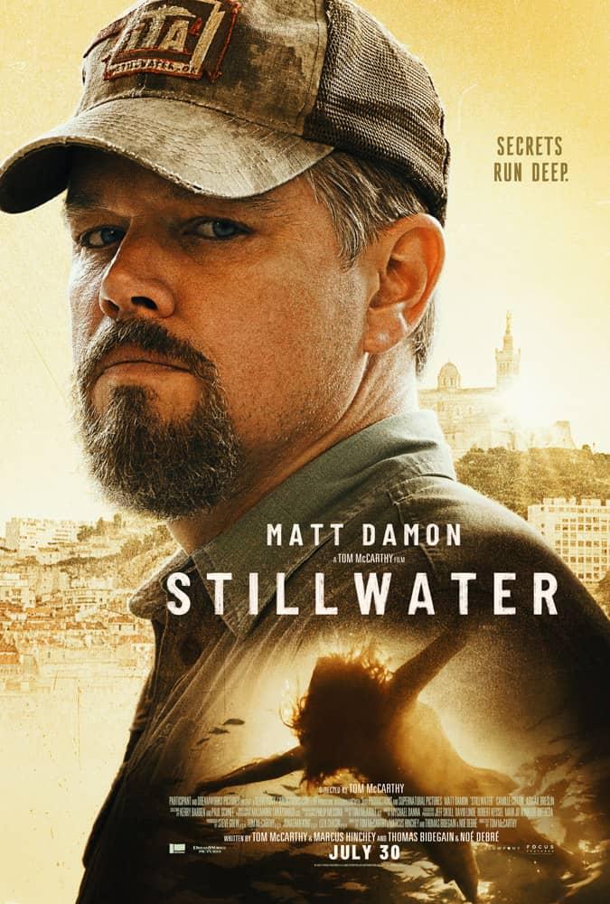 """Trailer Από Το Δραματικό Θρίλερ """"Stillwater"""""""