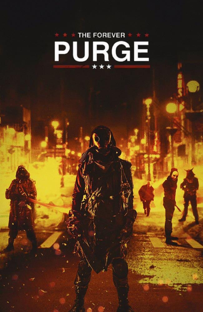 """Πρώτο Trailer Από Το """"The Forever Purge"""""""