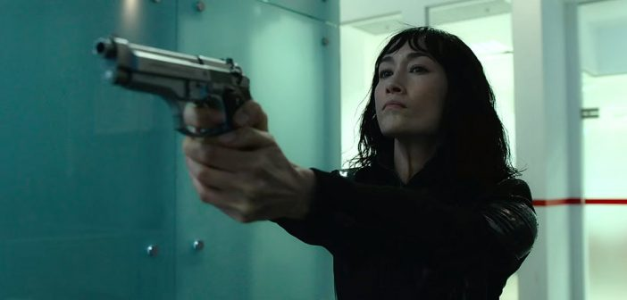 "Trailer Από Το Θρίλερ Δράσης ""The Protege"""