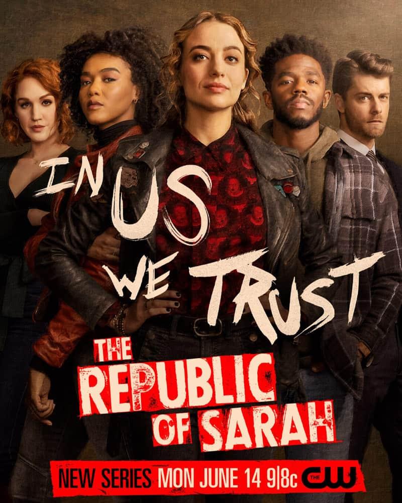 """Trailer Από Τη Νέα Σειρά """"The Republic of Sarah"""""""
