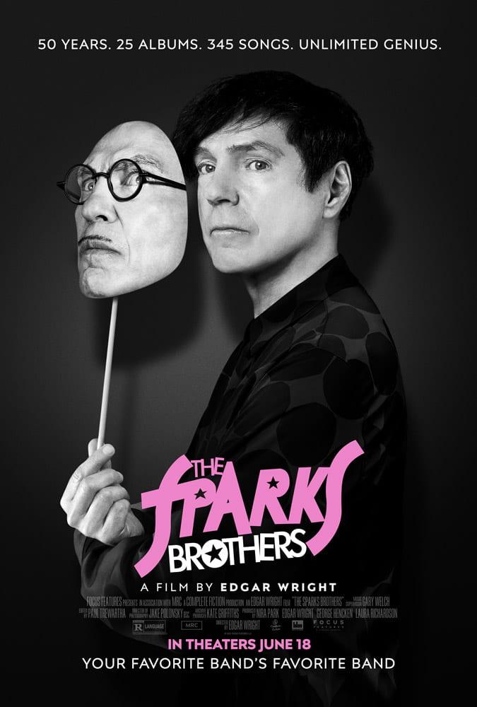 "Trailer Από Το Μουσικό Ντοκιμαντέρ ""The Sparks Brothers"""