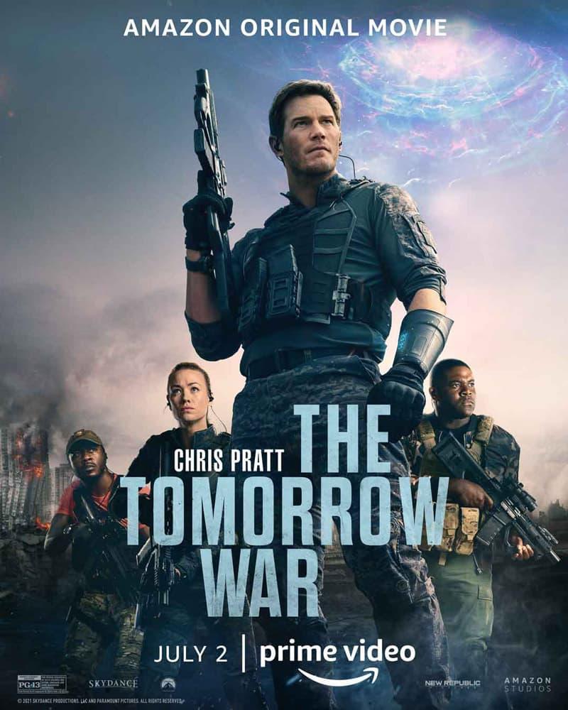"""Νέο Trailer Από Το """"The Tomorrow War"""""""