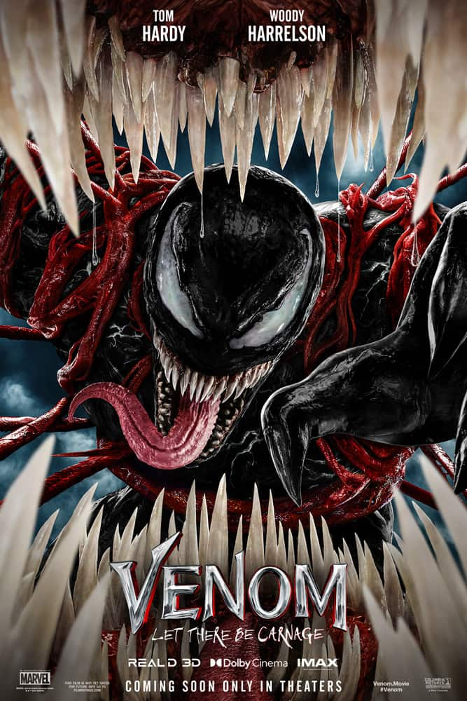 """Πρώτο Trailer Από Το """"Venom Let There Be Carnage"""""""
