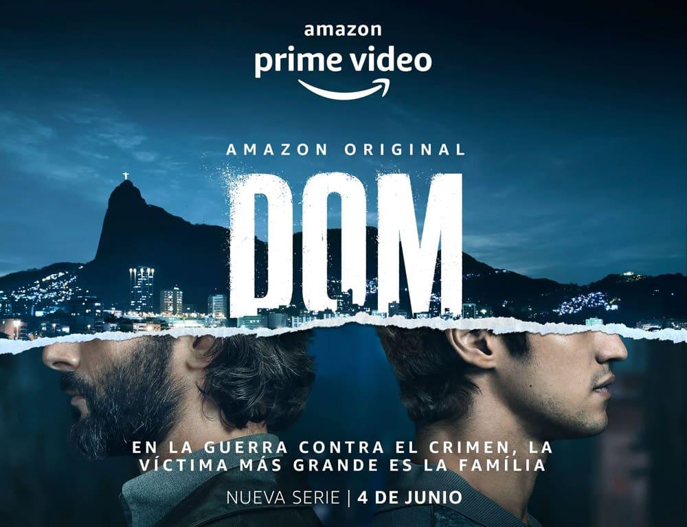 """Πρώτο Trailer Από Το """"Dom"""" Του Amazon"""