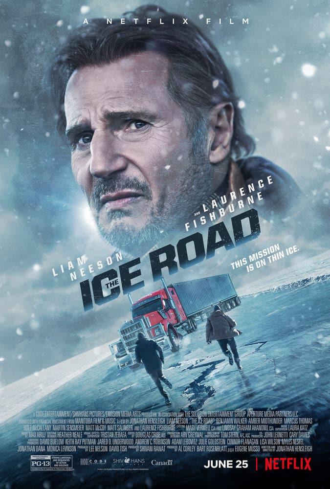 """Πρώτο Trailer Από Το """"The Ice Road"""""""