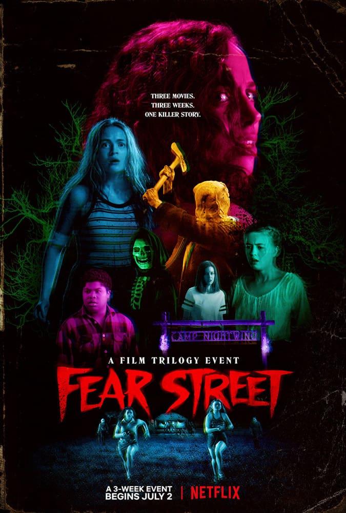 "Trailer Από Την Τριλογία Τρόμου ""Fear Street"""