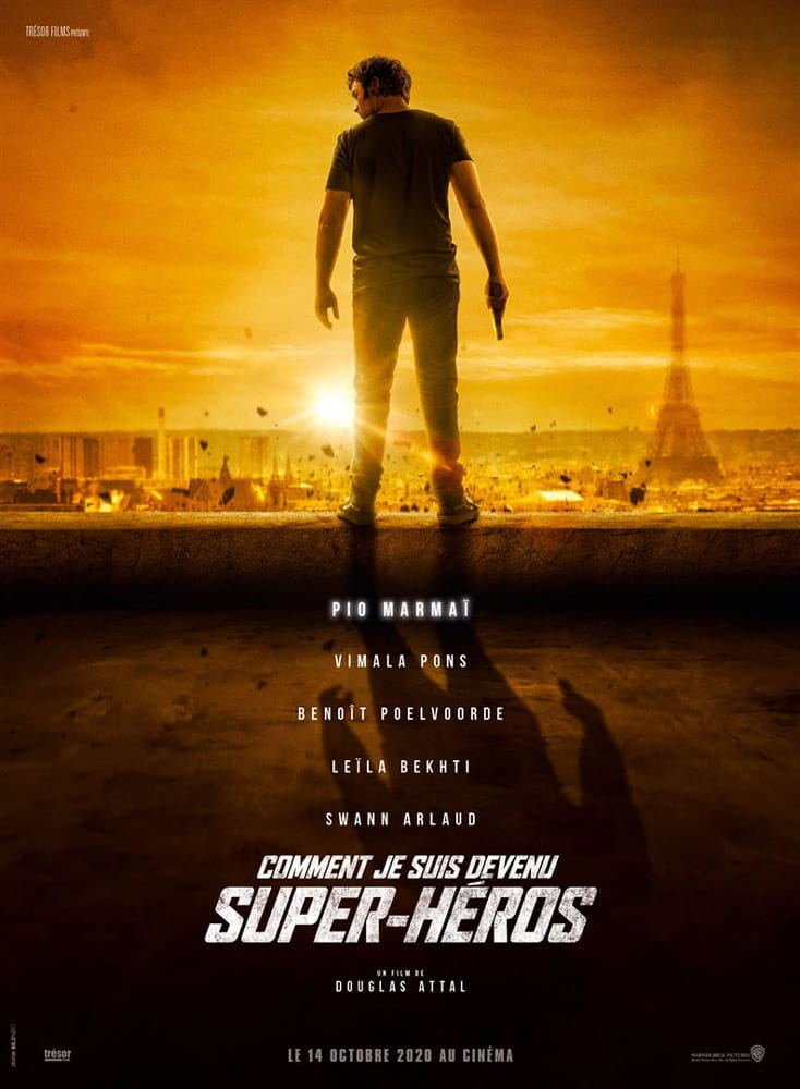 """Trailer Από Το """"How I Became a Super Hero"""""""