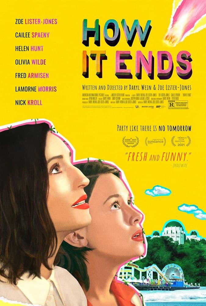 "Trailer Από Την Κωμωδία ""How It Ends"""
