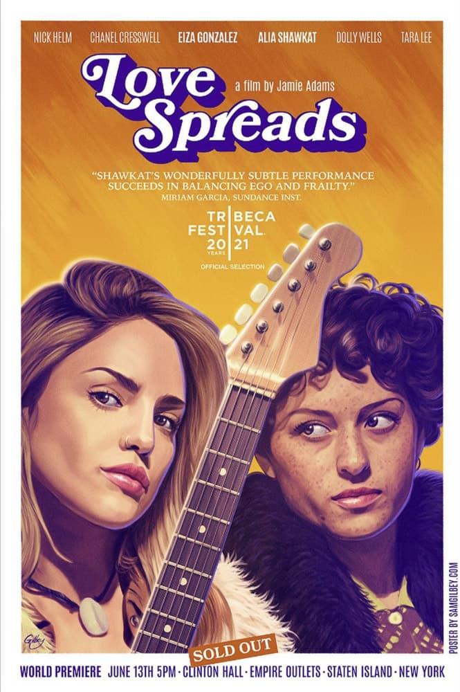 """Trailer Από Το """"Love Spreads"""""""
