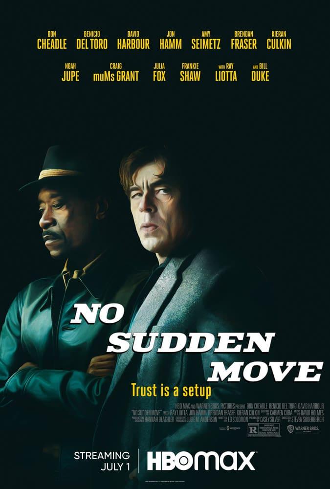 """Νέο Trailer Από Το """"No Sudden Move"""" Του S. Soderbergh"""