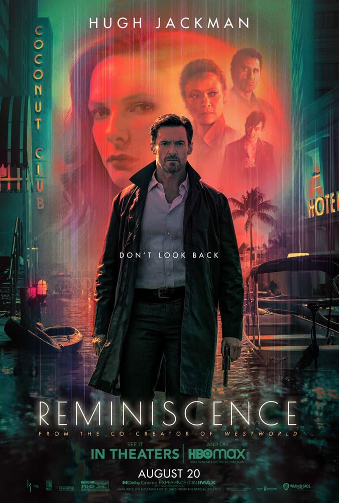 """Πρώτο Trailer Από Το Sci-Fi """"Reminiscence"""""""