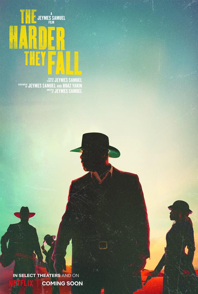 """Trailer Από Το Γουέστερν """"The Harder They Fall"""""""