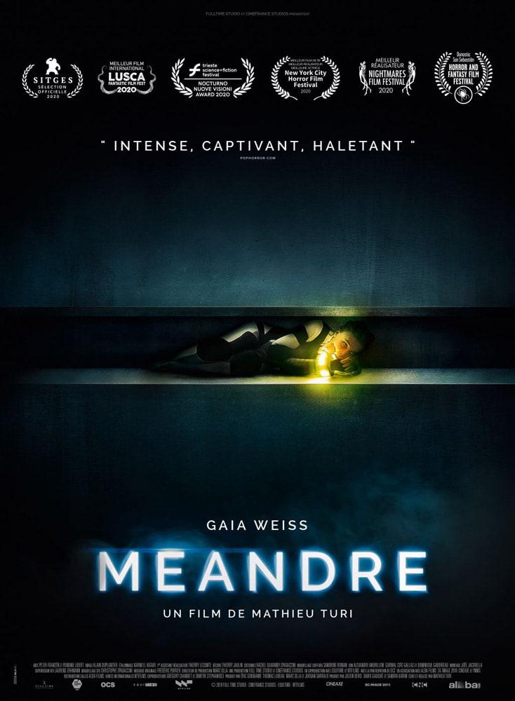 "Trailer Από Το Sci-Fi Θρίλερ ""Meander"""