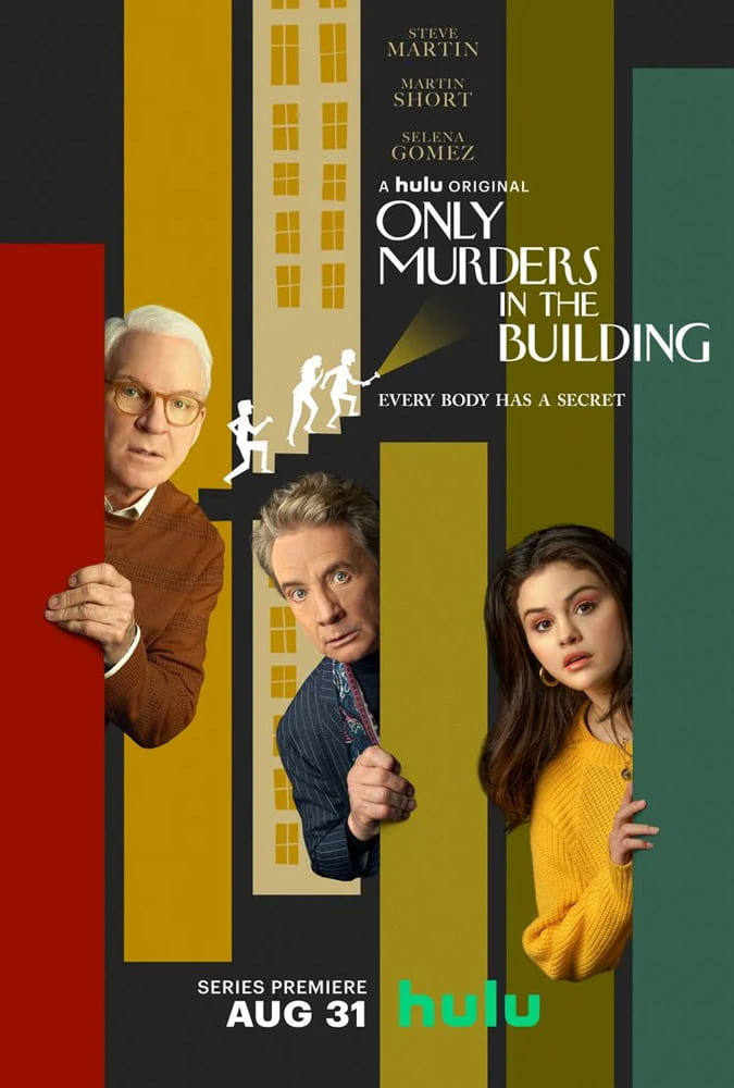 """Νέο Trailer Από Το """"Only Murders in the Building"""""""