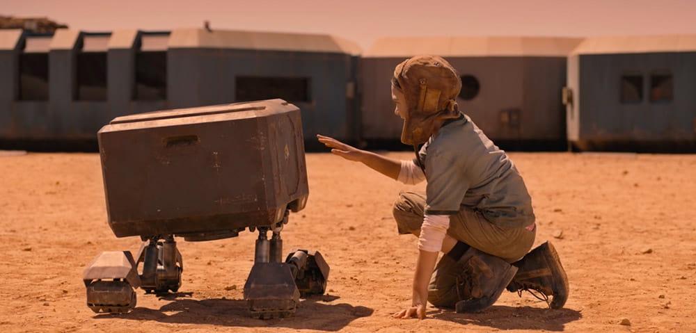 """Πρώτο Trailer Από Το Sci-Fi """"Settlers"""""""