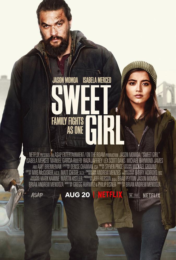 """Πρώτο Trailer Από Το Θρίλερ Δράσης """"Sweet Girl"""""""