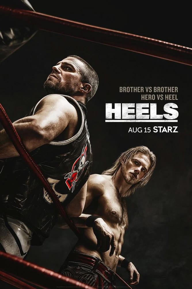 """Νέο Trailer Από Την Νέα Τηλεοπτική Σειρά """"Heels"""""""