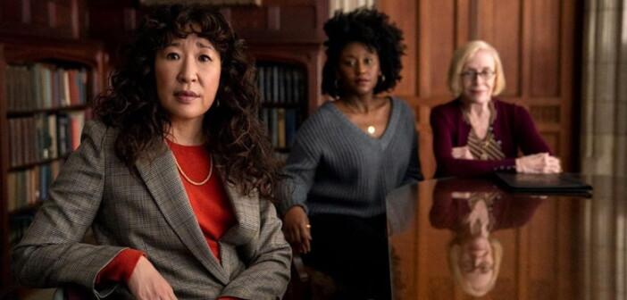 """Trailer Από Την Νέα Σειρά """"The Chair"""" Του Netflix"""